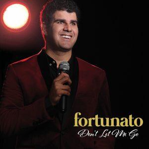 Don't Let Me Go Single Cover Fortunato Isgro